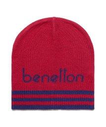 BENETTON (mens)/ロゴ配色キャップ・帽子/502663527