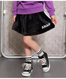 ANAP KIDS/ボアサイドラインミニスカート/502667305