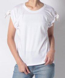 Re.Verofonna/ドロストスリーブTシャツ/502668106