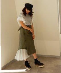 Re.Verofonna/チュールレイヤードスカート/502668111