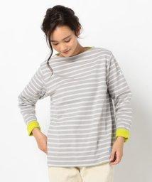FREDY&GLOSTER/【ORCIVAL/オーシバル】COTTON LOURD FLEECE LIININGフリースバスクシャツ/502670910