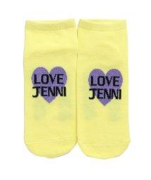 JENNI love/ハートラメショートソックス/502687485