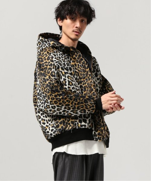 JOURNAL STANDARD(ジャーナルスタンダード)/FILL THE BILL × TRISECT-2 LEOPARD BIG PARKA/19011610017730