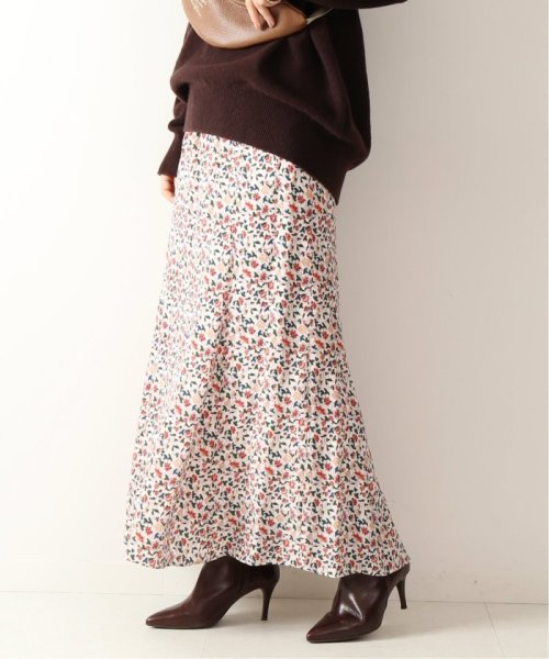 Spick & Span(スピック&スパン)/≪予約≫IPEKERフラワープリントスカート◆/19060200320040