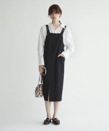 EMMEL REFINES/【追加】PE バックル ジャンパースカート2/502688819