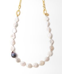 journal standard  L'essage /【Lizzie Fortunato/リジーフォルトゥナート】 Harbor Necklace in Pear:ネックレス/502688964