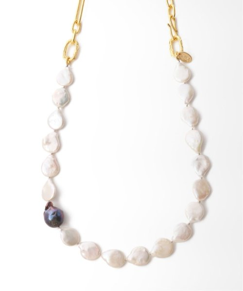 journal standard  L'essage (ジャーナルスタンダード レサージュ)/【Lizzie Fortunato/リジーフォルトゥナート】 Harbor Necklace in Pear:ネックレス/19091380001930