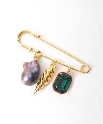journal standard  L'essage /【Lizzie Fortunato/リジーフォルトゥナート】 Memento Pin in Jewel To/502688967