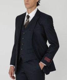 BLACK LABEL CRESTBRIDGE/MIYUKIヘリンボーンスリーピーススーツ/502689353