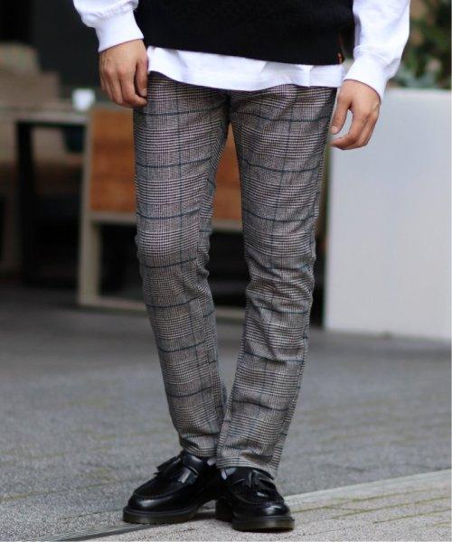 JOURNAL STANDARD relume Men's(ジャーナルスタンダード レリューム メンズ)/【CONFORTABLE TWEED】5ポケットパンツ/19030464720030