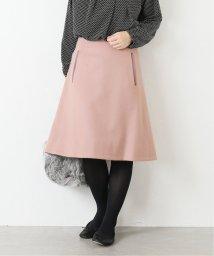 La TOTALITE/カラーウール台形スカート◆/502689859