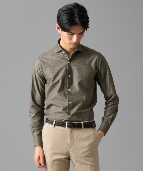 gotairiku(五大陸)/ALBINI ウォームジャージーシャツ/HSGOKA0301