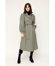 SLY/GLEN CHECK VOLUME S/L COAT/502690521