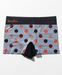 BENETTON (mens)/メンズドット柄ボクサーパンツ/502668601