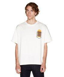 BENETTON (mens)/ポケットグラフィック半袖Tシャツ・カットソー/502668596