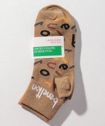 BENETTON (women)/レディースラガーロゴ総柄Sソックス・靴下/502675836