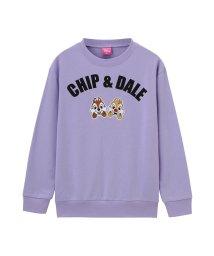 MAC HOUSE(kid's)/ガールズ チップとデール刺繍トレーナー 326104014/502691816