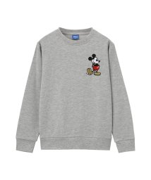 MAC HOUSE(kid's)/ボーイズ ミッキー刺繍トレーナー 326104002/502691817