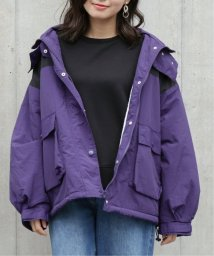 framesRayCassin/衿フード付き配色ショートモッズ/502691970