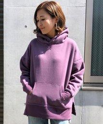 me Jane/裏起毛フード付プルオーバー/502693064