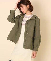Couture Brooch/袖ボリュームマウンテンパーカー/502694362