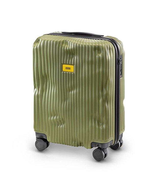 カバンのセレクション クラッシュバゲージ スーツケース 機内持ち込み Sサイズ 40L かわいい 軽量 CRASH BAGGAGE cb151 ユニセックス グリーン フリー 【Bag & Luggage SELECTION】