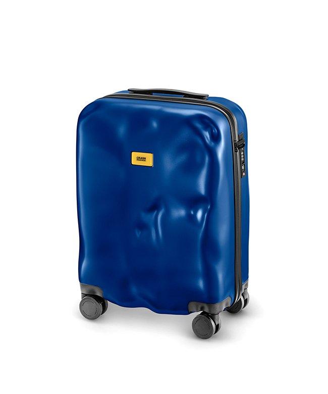 カバンのセレクション クラッシュバゲージ スーツケース 機内持ち込み Sサイズ 40L かわいい 軽量 CRASH BAGGAGE cb161 ユニセックス ブルー系1 フリー 【Bag & Luggage SELECTION】
