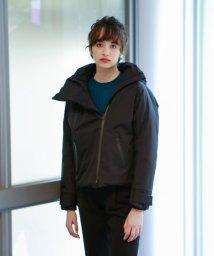 LOVELESS WOMEN/【SNOW】F01フーデッドダウンジャケット/502582625