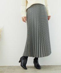 ROPE' PICNIC/エステルアコーディオンプリーツスカート/502664737