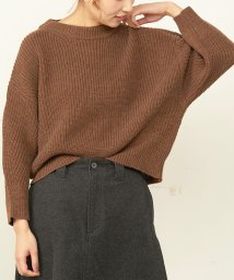 NICE CLAUP OUTLET/【pual ce cin】クルーネックプルオーバー/502668594