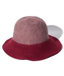 BENETTON (women)/つば配色ハット・帽子/502675760