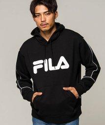 FILA/FILA【フィラ】パイピングプルオーバーパーカー/502694917