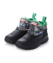 HUNTER/ハンター HUNTER W ORG INSULATED SNOW ANKLE BT (SOM)/502697525