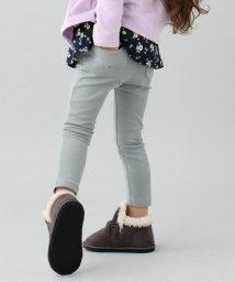 anyFAM(KIDS)/【80~130cm】ストレッチポンチ ネコポケット パンツ/502697728