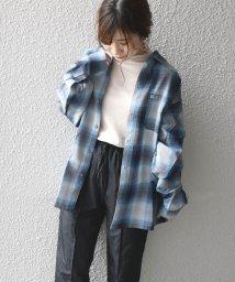 Khaju/CALTOP:チェックシャツ/502697866