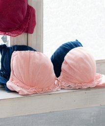 fran de lingerie/Twinkle Sheer トゥウィンクルシアー ブラ&ショーツセット B65-G75カップ/500346503