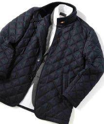 Men's Bigi/ピンヘッドツイル キルティングジャケット【保温機能中綿(Viwarm)使用】/502472208