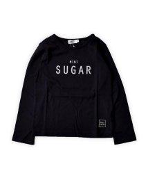 WASK/ロゴプリント天竺Tシャツ(110cm~130cm)/502632950