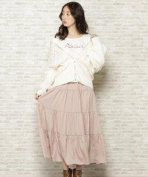 WILLSELECTION/【数量限定】ラテパーカー+ロゴTシャツ+ティアードスカートSET/502658711