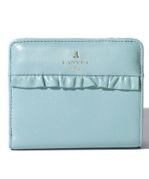 LANVIN en Bleu(BAG)/アリス Lファスナー2つ折り財布/502673559