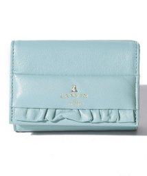 LANVIN en Bleu(BAG)/アリス 3つ折り財布/502673560