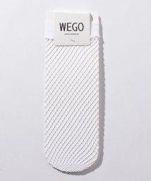 WEGO/WEGO/ネットソックス/502674375