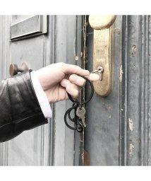 PATRICK STEPHAN/Metal key holder 'trirings'/502677183