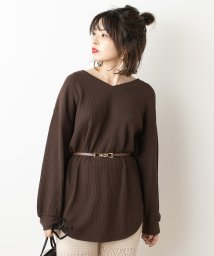 NICE CLAUP OUTLET/ワッフルプルオーバー/502678161
