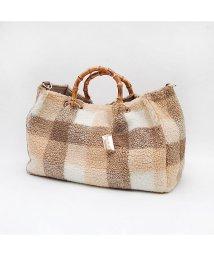 a.v.v(bag)/バンブーボア2WAYミニボストン/502684736