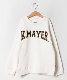 KRIFF MAYER(Kids)/裏起毛スウェット(アーチ)(120~160cm)/502687438