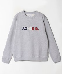 agnes b. HOMME/K281 SWEAT ロゴスウェット/502689253