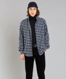 agnes b. HOMME/CZ26 CHEMISE チェックシャツ/502689261