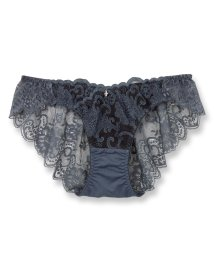fran de lingerie/Gothic Emb ゴシックエンブ コーディネートバックレースショーツ/502699576