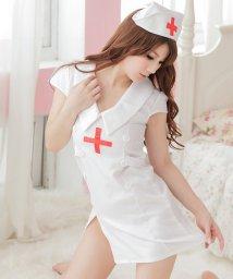 miniministore/ハロウィン コスプレ ナース 衣装 仮装 看護婦 セクシーナース コスプレ衣装/502699933